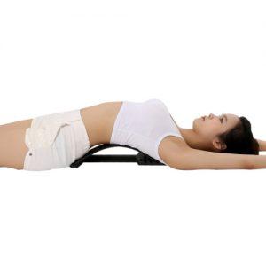 Material para estiramientos de espalda