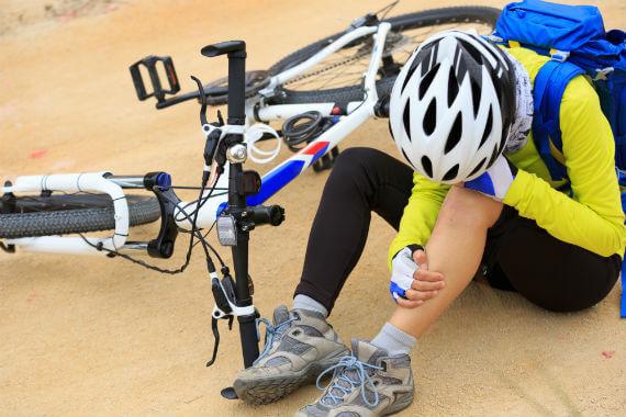 Lesiones más frecuentes en el Ciclismo 1