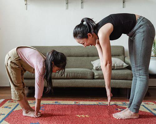Hacer ejercicio en casa 1